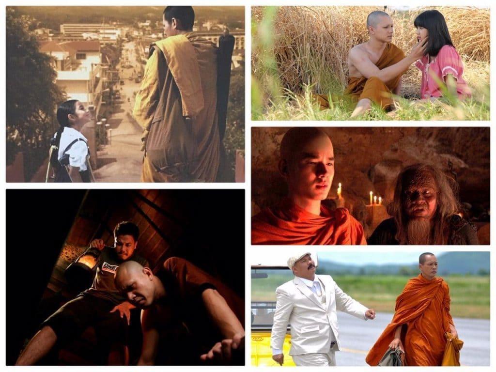 หนังไทย หนังเกี่ยวกับพระ