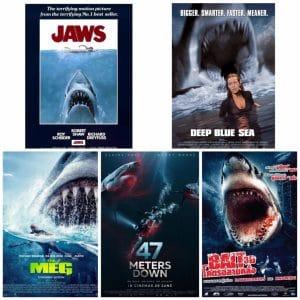 หนังต่างประเทศ ฉลาม
